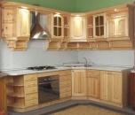 Как сделать кухню из ели 947